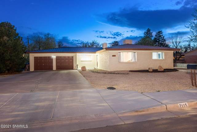 2115 Jody Lane, Las Cruces, NM 88007 (MLS #2101032) :: Better Homes and Gardens Real Estate - Steinborn & Associates