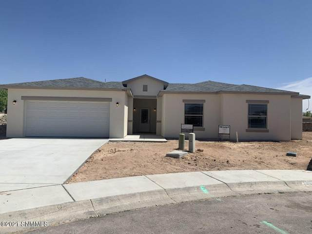 7566 Concho Place, Las Cruces, NM 88012 (MLS #2101140) :: Better Homes and Gardens Real Estate - Steinborn & Associates