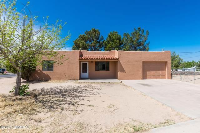 1313 Juniper Avenue, Las Cruces, NM 88001 (MLS #2101172) :: Better Homes and Gardens Real Estate - Steinborn & Associates