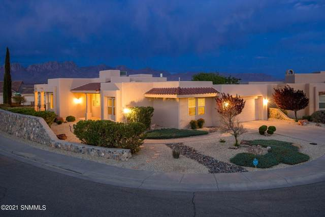 3600 Cave Creek Manor, Las Cruces, NM 88011 (MLS #2101331) :: Better Homes and Gardens Real Estate - Steinborn & Associates