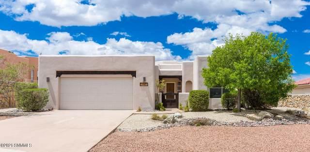 1981 Lone Tree Lane, Las Cruces, NM 88011 (MLS #2101383) :: Agave Real Estate Group