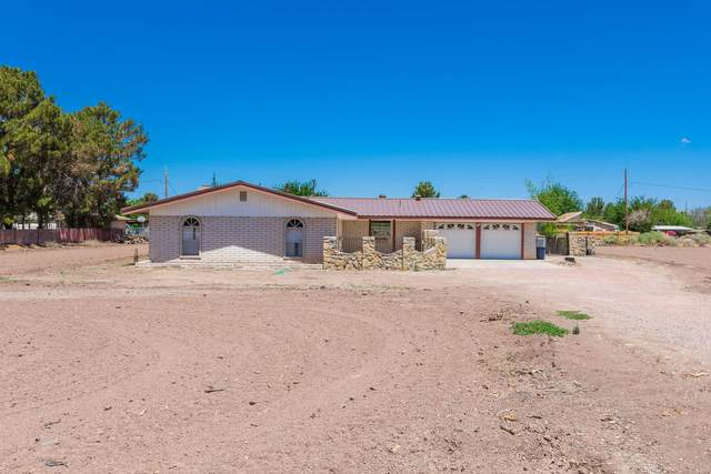 632 W Taylor Road, Las Cruces, NM 88007 (MLS #2101510) :: Better Homes and Gardens Real Estate - Steinborn & Associates