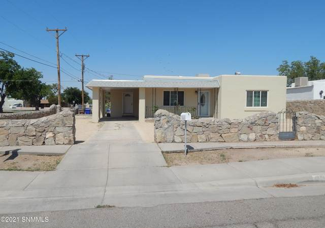 1201 Douglas Drive, Las Cruces, NM 88005 (MLS #2101609) :: Agave Real Estate Group
