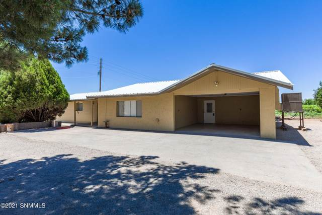 140 Pajaro Road Road, Las Cruces, NM 88005 (MLS #2101717) :: Better Homes and Gardens Real Estate - Steinborn & Associates