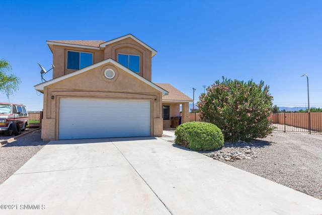 2802 Oxcart Court, Las Cruces, NM 88007 (MLS #2101765) :: Better Homes and Gardens Real Estate - Steinborn & Associates