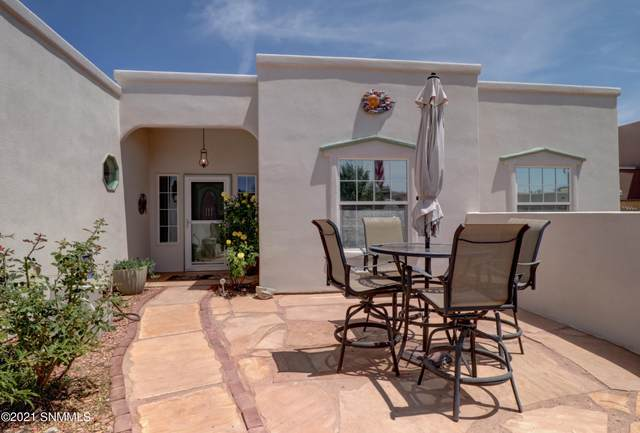 4706 Calle De Nubes, Las Cruces, NM 88012 (MLS #2101815) :: Agave Real Estate Group