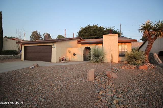3112 Missouri Avenue, Las Cruces, NM 88011 (MLS #2101891) :: Las Cruces Real Estate Professionals