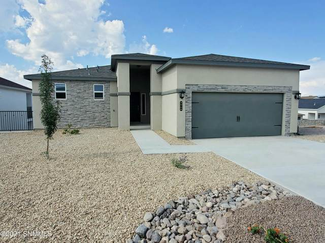 3968 Pacific Loop, Las Cruces, NM 88012 (MLS #2101918) :: Agave Real Estate Group