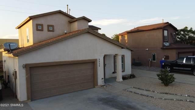 5535 Patagonia Drive, Las Cruces, NM 88011 (MLS #2101999) :: Agave Real Estate Group