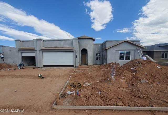 4613 Mesa Corta Drive, Las Cruces, NM 88011 (MLS #2102043) :: Agave Real Estate Group