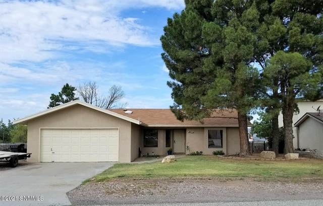 5494 Amarillo Del Sol, Las Cruces, NM 88007 (MLS #2102078) :: Better Homes and Gardens Real Estate - Steinborn & Associates