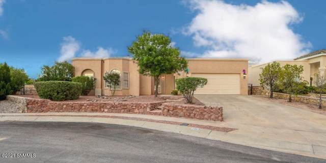 2902 Quasar Drive, Las Cruces, NM 88011 (MLS #2102150) :: Better Homes and Gardens Real Estate - Steinborn & Associates