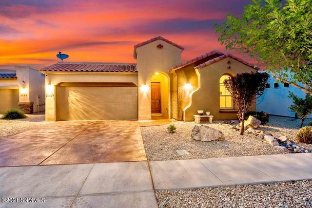 3657 Sienna Avenue, Las Cruces, NM 88012 (MLS #2102179) :: Agave Real Estate Group