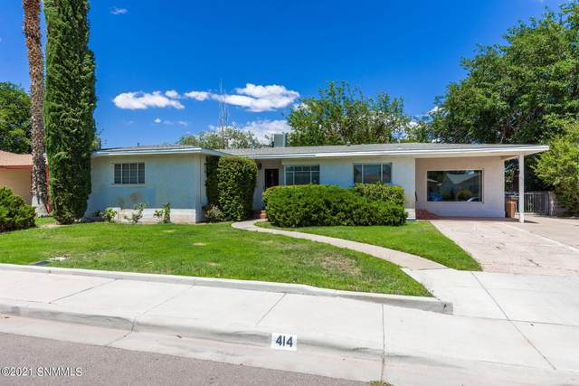 414 Phillips Drive, Las Cruces, NM 88005 (MLS #2102276) :: Agave Real Estate Group