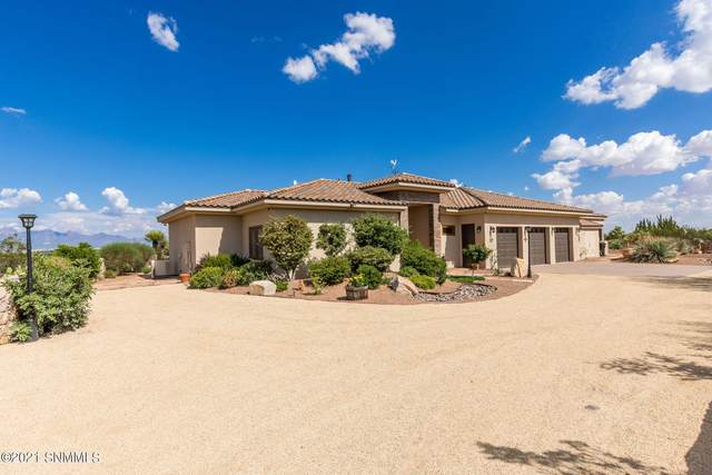 4306 Skyline Drive, Las Cruces, NM 88007 (MLS #2102285) :: Las Cruces Real Estate Professionals