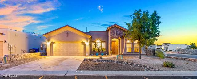 4264 N Canterra, Las Cruces, NM 88011 (MLS #2102666) :: Better Homes and Gardens Real Estate - Steinborn & Associates