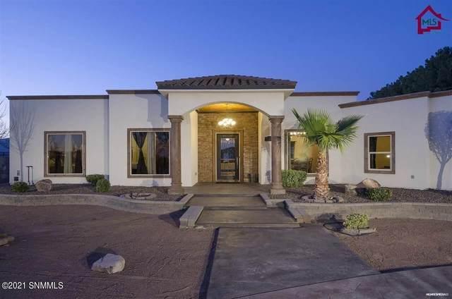 3400 Paradise Lane, Las Cruces, NM 88007 (MLS #2102757) :: Las Cruces Real Estate Professionals
