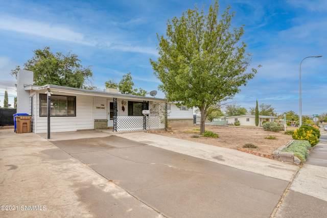 2200 Bellamah Drive, Las Cruces, NM 88001 (MLS #2102803) :: Agave Real Estate Group