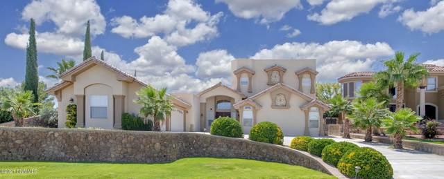 115 Crested Peak, Santa Teresa, NM 88008 (MLS #2102831) :: Las Cruces Real Estate Professionals