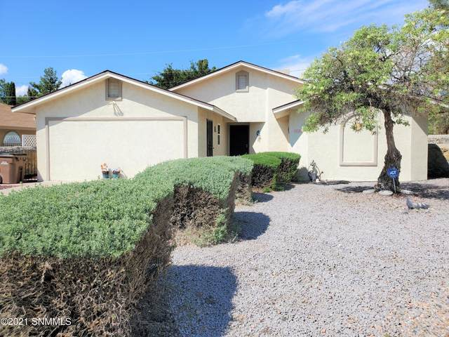 965 Rosalie Avenue, Las Cruces, NM 88005 (MLS #2102981) :: Better Homes and Gardens Real Estate - Steinborn & Associates