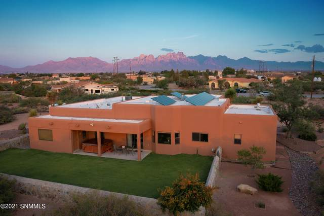6125 Moonrise Arc, Las Cruces, NM 88012 (MLS #2102997) :: Agave Real Estate Group
