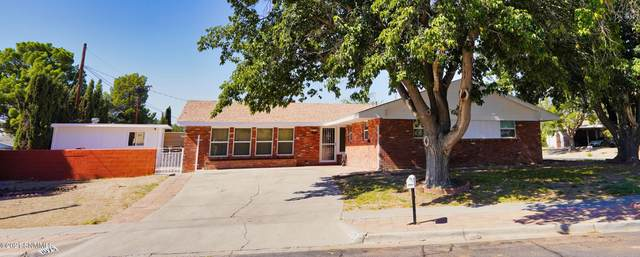 1075 Sharon Circle, Las Cruces, NM 88001 (MLS #2103030) :: Better Homes and Gardens Real Estate - Steinborn & Associates