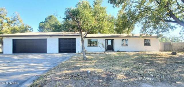 100 Astor Drive, Las Cruces, NM 88001 (MLS #2103098) :: Better Homes and Gardens Real Estate - Steinborn & Associates