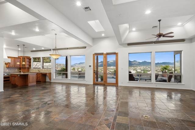 1164 Cave Springs Trail, Las Cruces, NM 88011 (MLS #2103115) :: Las Cruces Real Estate Professionals
