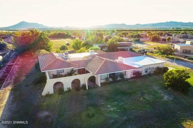 4905 Northwind Road, Las Cruces, NM 88007 (MLS #2103194) :: Better Homes and Gardens Real Estate - Steinborn & Associates
