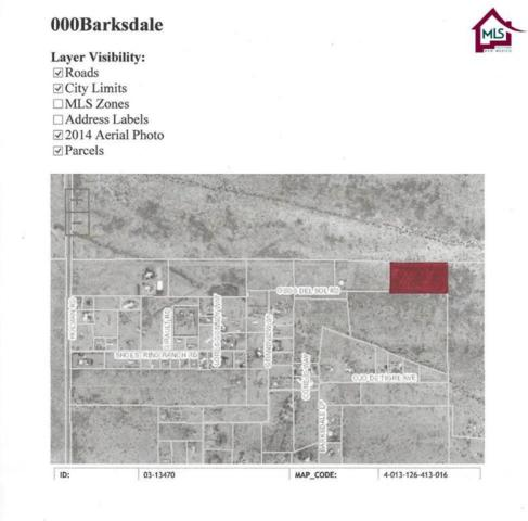 000* Barksdale Loop, Las Cruces, NM 88012 (MLS #1503116) :: Steinborn & Associates Real Estate