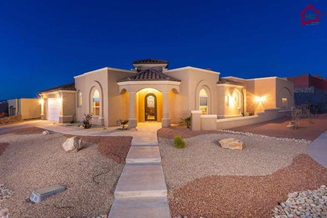 4218 Cymbeline Court, Las Cruces, NM 88011 (MLS #1701205) :: Steinborn & Associates Real Estate