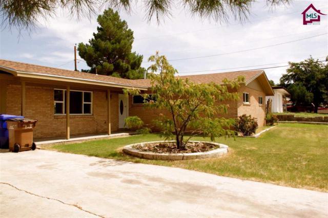 2005 Corley Drive, Las Cruces, NM 88001 (MLS #1702436) :: Steinborn & Associates Real Estate