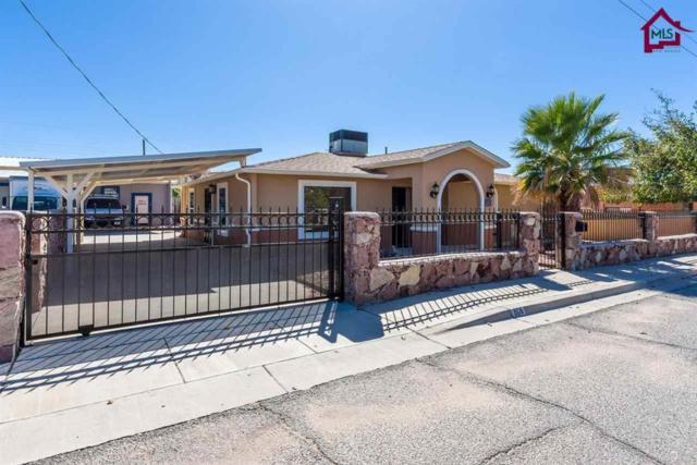 806 E Bowman Avenue, Las Cruces, NM 88001 (MLS #1703226) :: Steinborn & Associates Real Estate