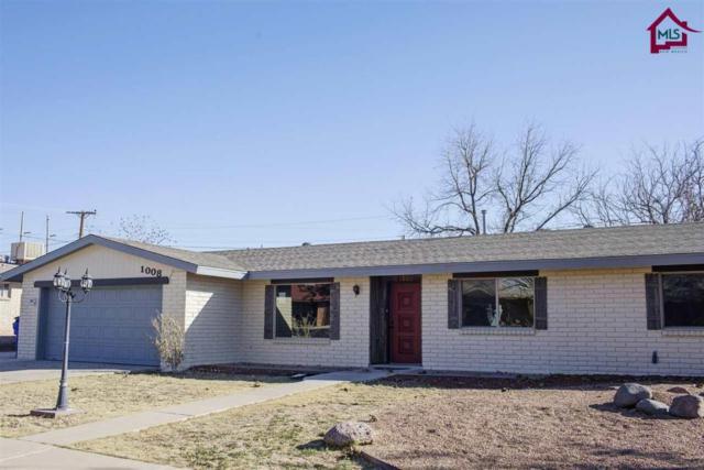 1008 Avondale Drive, Las Cruces, NM 88005 (MLS #1703480) :: Steinborn & Associates Real Estate