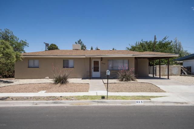955 Calle Del Sol, Las Cruces, NM 88005 (MLS #1703482) :: Steinborn & Associates Real Estate