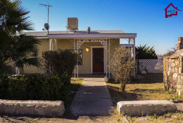 412 1/2 Villa Mora Avenue, Las Cruces, NM 88001 (MLS #1703492) :: Steinborn & Associates Real Estate