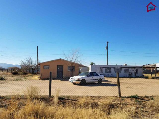 604 Mesilla View Drive, Chaparral, NM 88081 (MLS #1800115) :: Steinborn & Associates Real Estate