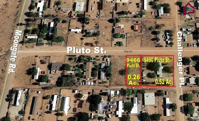 9466 Pluto Street, Las Cruces, NM 88012 (MLS #1800187) :: Steinborn & Associates Real Estate