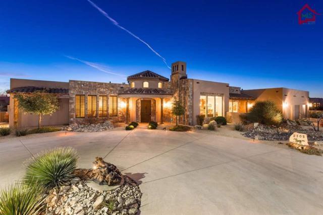 2305 Tuscan Hills Lane, Las Cruces, NM 88011 (MLS #1800258) :: Steinborn & Associates Real Estate