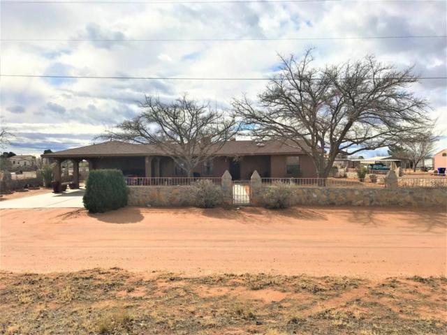 5980 Munoz Road, Las Cruces, NM 88012 (MLS #1805186) :: Steinborn & Associates Real Estate