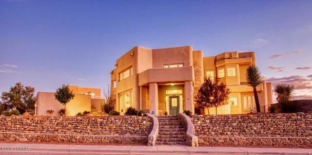 3500 Canyon Ridge Arc, Las Cruces, NM 88011 (MLS #1805704) :: Steinborn & Associates Real Estate