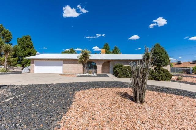620 Hansen Avenue, Las Cruces, NM 88005 (MLS #1805736) :: Austin Tharp Team