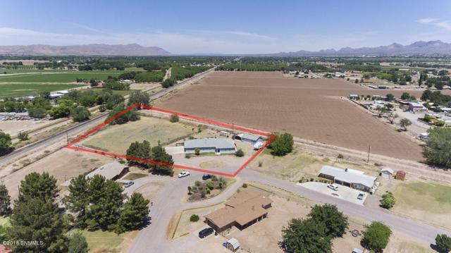 747 Kelli Circle, Las Cruces, NM 88007 (MLS #1806035) :: Steinborn & Associates Real Estate