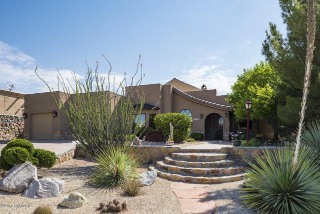 1182 Golf Club Road, Las Cruces, NM 88011 (MLS #1806134) :: Austin Tharp Team