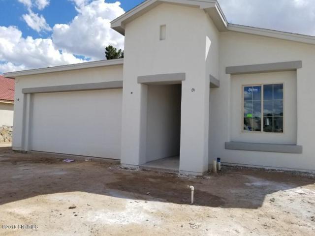 4078 Bravia Dove Loop, Las Cruces, NM 88001 (MLS #1806153) :: Steinborn & Associates Real Estate