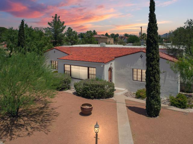 810 N Reymond Street, Las Cruces, NM 88005 (MLS #1806885) :: Steinborn & Associates Real Estate