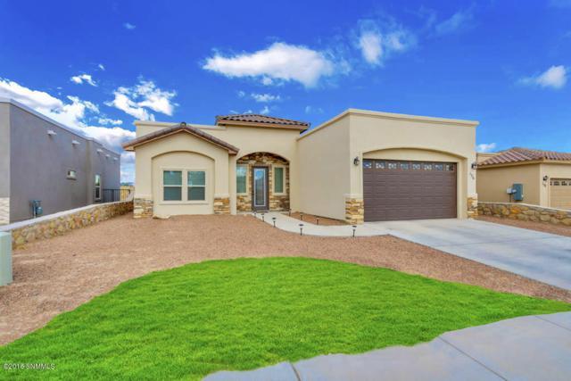 136 Tuscan Ridge Circle, Santa Teresa, NM 88008 (MLS #1807605) :: Steinborn & Associates Real Estate