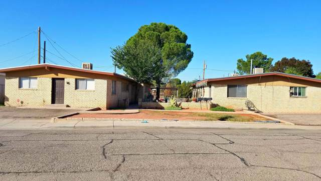 1017 Pueblo Street 1-6, Las Cruces, NM 88005 (MLS #1902657) :: Arising Group Real Estate Associates