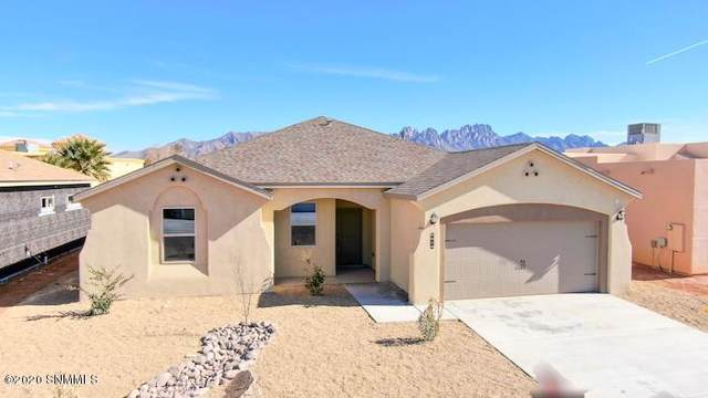 5914 Big Jim Drive, Las Cruces, NM 88012 (MLS #1902752) :: Steinborn & Associates Real Estate