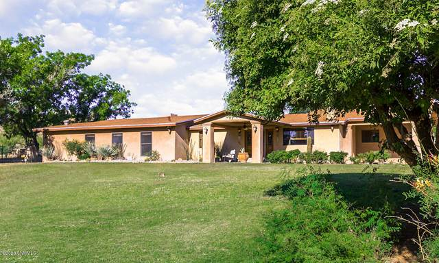 5719 Mauer Road, Las Cruces, NM 88005 (MLS #2000512) :: Agave Real Estate Group